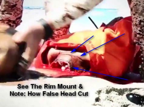 ISIS Bullshit False Flag Video Debunked