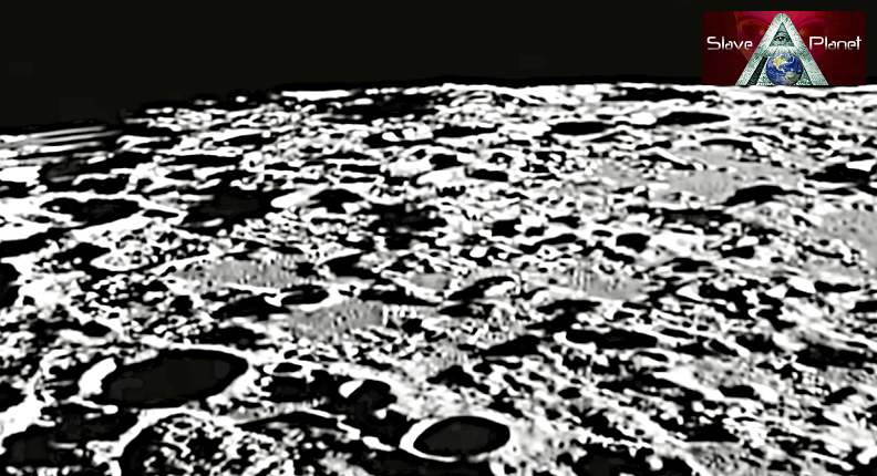 MOON BASES Is this just 1 of many surface MOON Villages