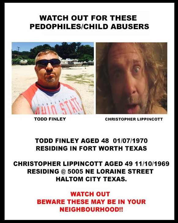 Todd Finley Christopher Neill Lippincott Texas