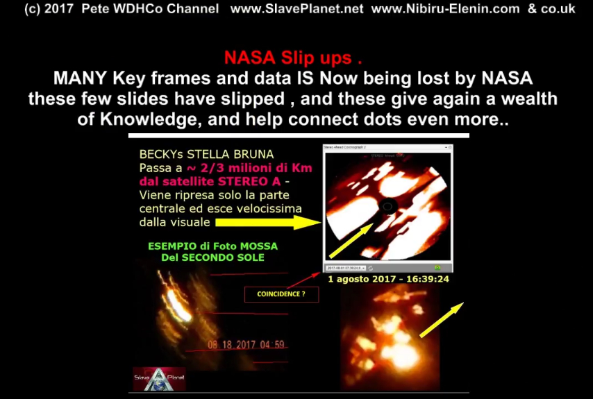 2 Nibiru NASA Herramientas REVEAL Clues Update Planet X