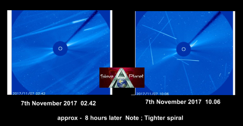 SPOTTING Clues November 2017 Tracking the Planet X System